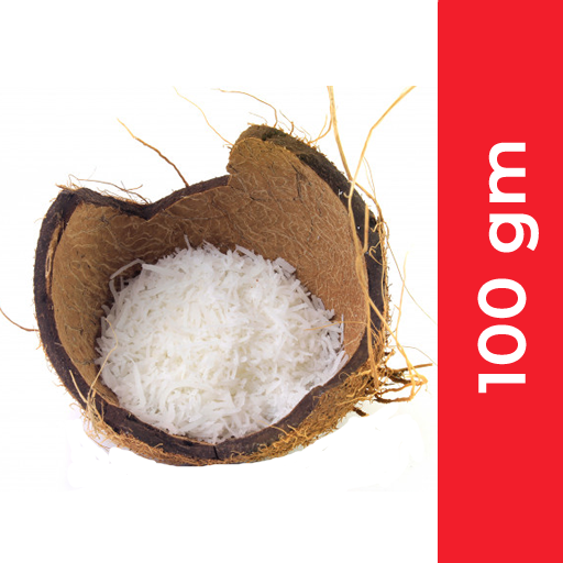 Coconut Flakes - 100gm