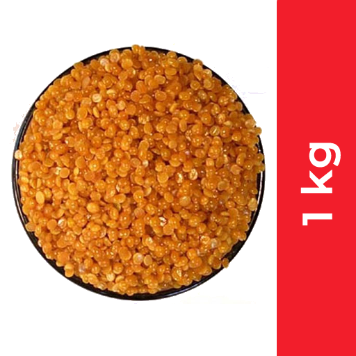 Tuver Dal (Toor Dal) Full With Oil  1 kg