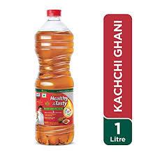 Korni Kachi Ganni Oil 1 ltr