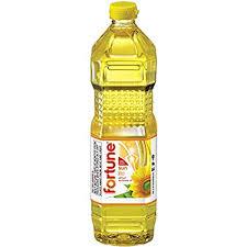 Fortune Sunflower Oil 1 ltr (Jar) - फॉर्च्यून सनफ्लॉवर ऑइल