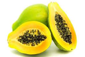 Kacha Papaya 1 kg ( कच्चा पपीता - કાચા પપૈયા - Raw Papaya )