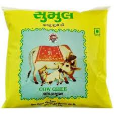 Sumul Cow Ghee - 500 gm (Pouch)