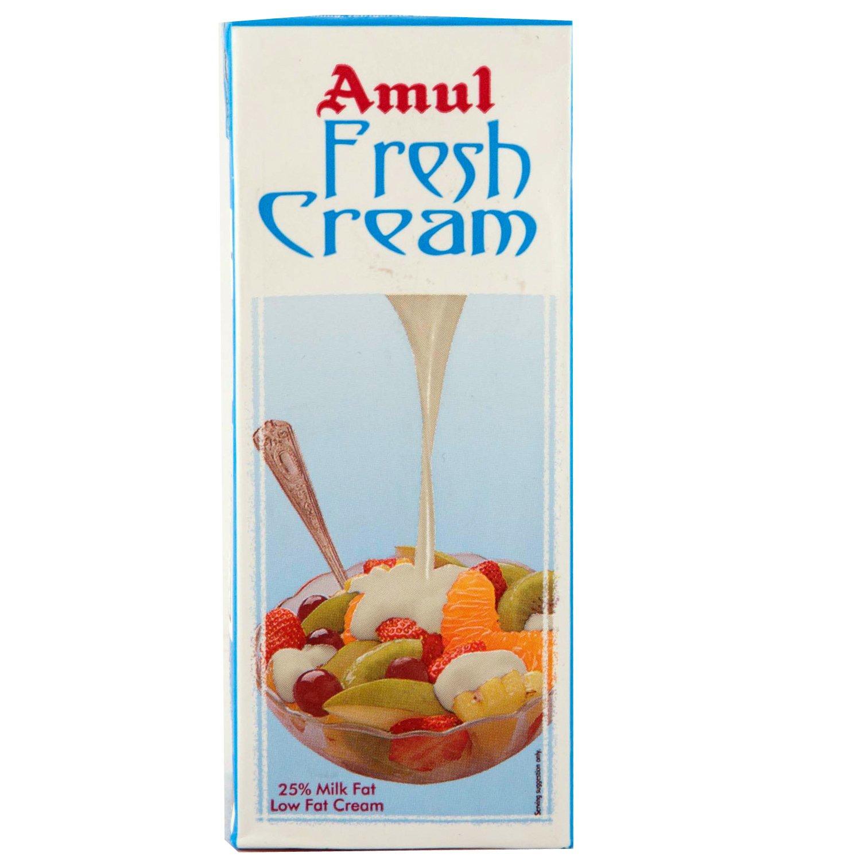 Amul Fresh Cream - 200 gm