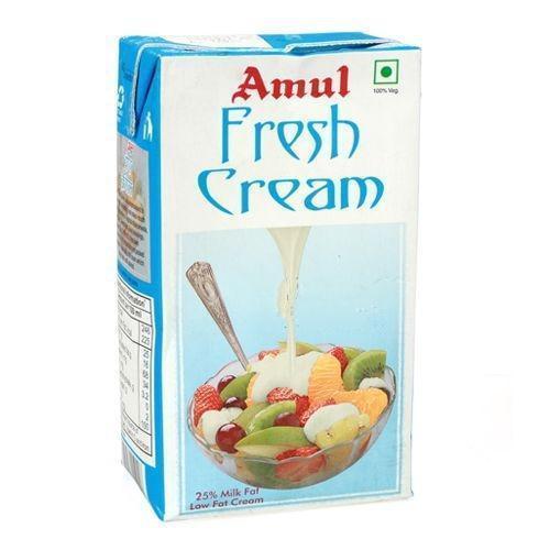 Amul Fresh Cream - 1 kg