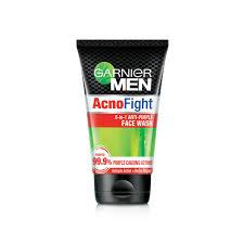 Garnier Men Acno Fight Anti Pimple Face Wash 100 Gm