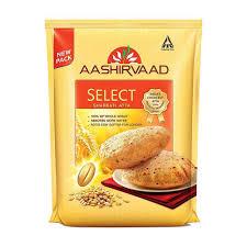 Aashirvaad Select Atta, - 5 kg