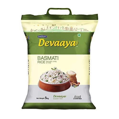 Daawat Devaaya Basmati Rice 5 Kg (दावत देवया बासमती चावल)