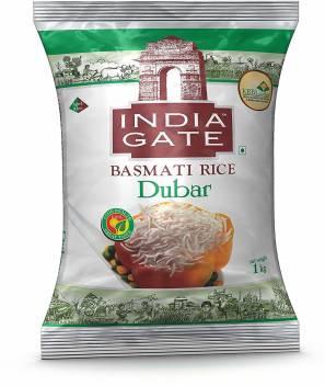 Dubar India Gate Basmati Rice  - 1 kg