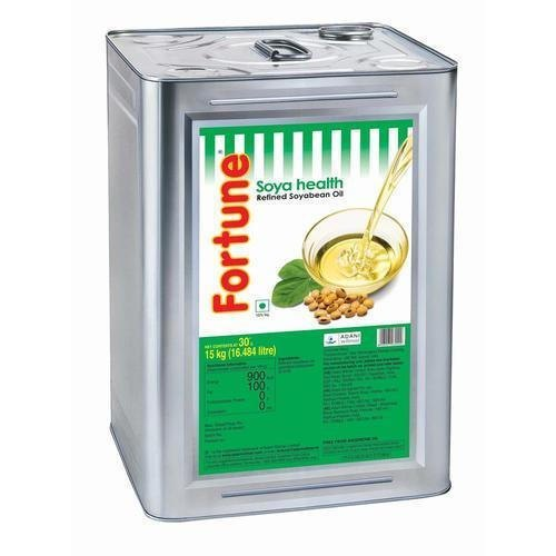 Fortune Soya Health Oil 15 ltr (Tin)