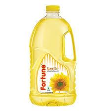 Fortune Sunlite Refined Sunflower Oil 2 ltr (Jar) - फॉर्च्यून सनफ्लॉवर ऑइल