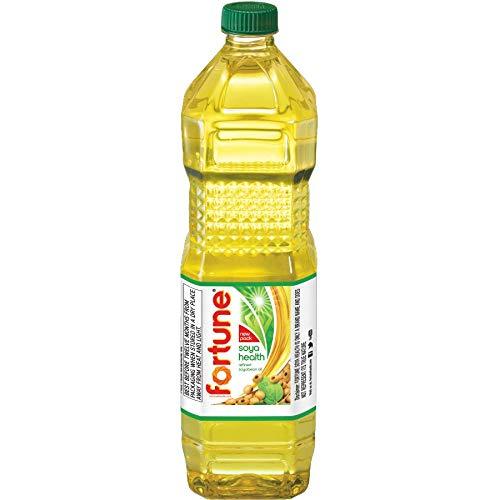 Fortune Soya Health Oil - 1 ltr (Jar)