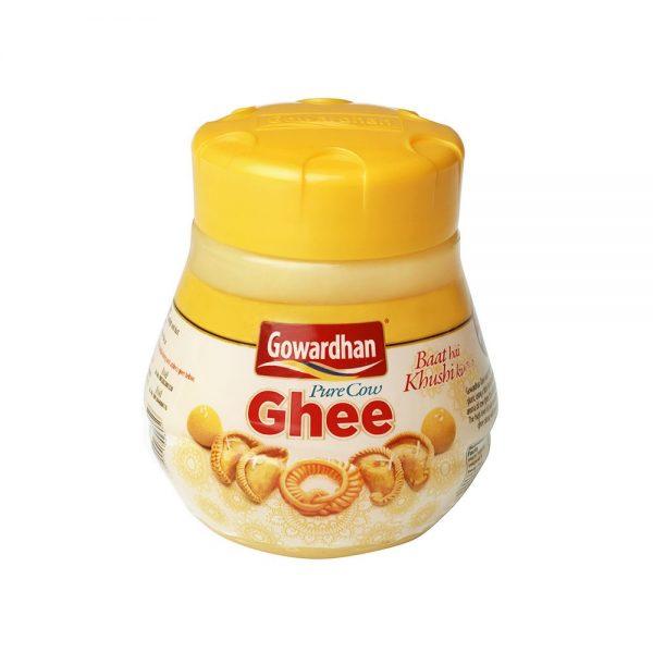 Gowardhan Premium Cow Ghee Jar 500 ml