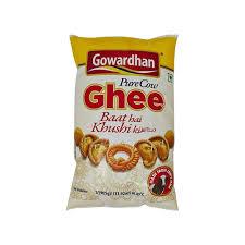 Gowardhan Premium Cow Ghee Pouch 1 ltr