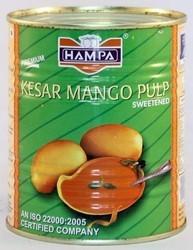 Hampa Keri Ras (Mango Pulp) 1 Ltr (आम रस)