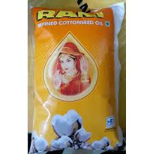 Rani Cottonseed Oil (Kapasiya Tel) 1 ltr Pouch