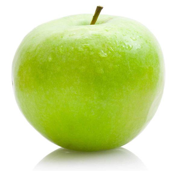 Green Apple 500 gm  (Sapharjan - सेब - સફરજન)