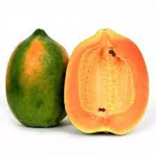 Medium Papaya Fruit 1 Pcs (पपीता - પપૈયું)