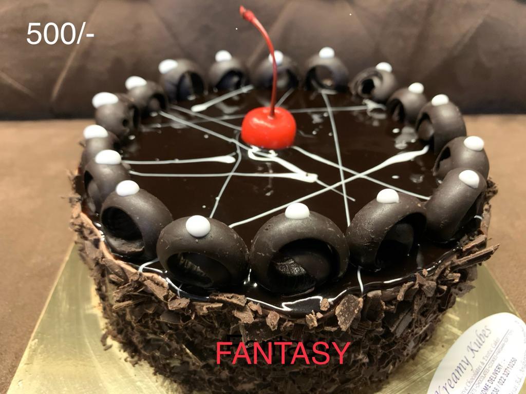 Fantasy Cake - 500gm