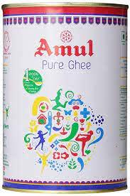 Amul Pure Ghee 1 ltr (Tin)