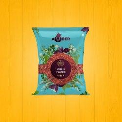 Auber Chilli Flakes 50 gm