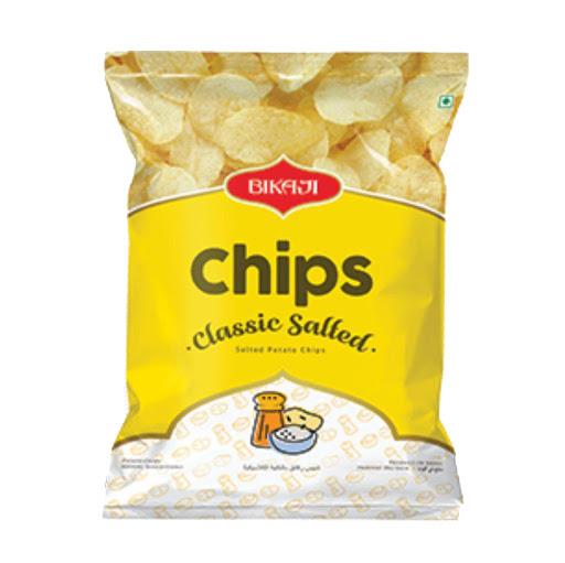 Bikaji Classic Salted Chips 200 gm