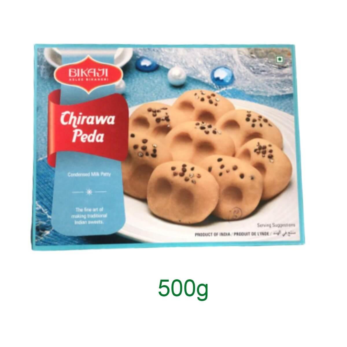 Bikaji Chirawa Peda 500 gm