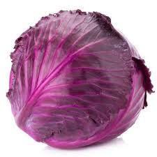Red Cabbage 500 Gm (लाल पत्ता गोभी - લાલ કોબિ)