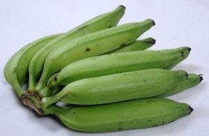 Raw Banana 2 Pcs (कच्चा केला - કાચા કેળા - Kachha Kela)