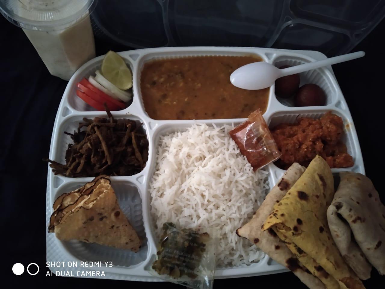 Marwadi Executive Meal