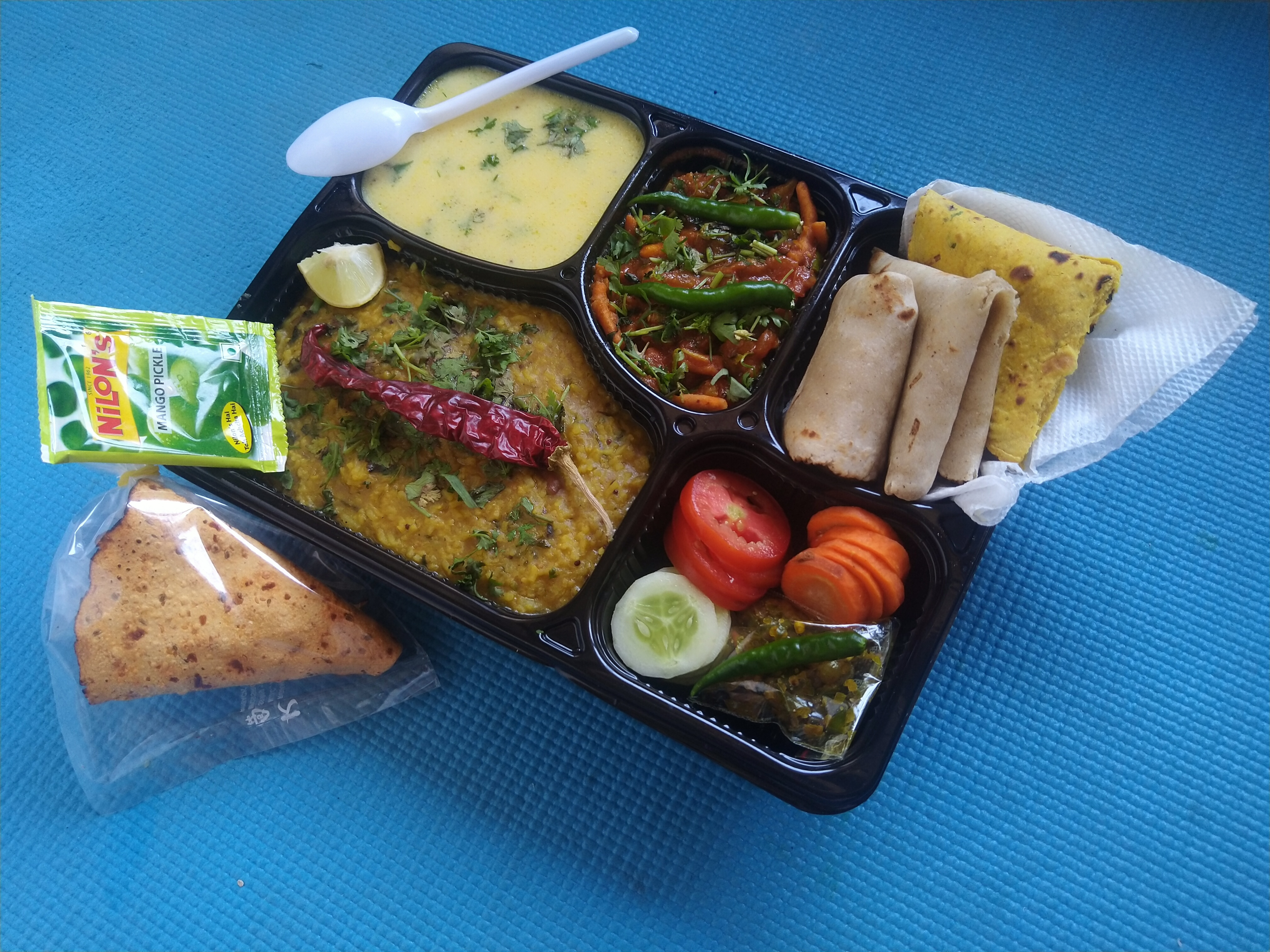 Marwadi Special Meal