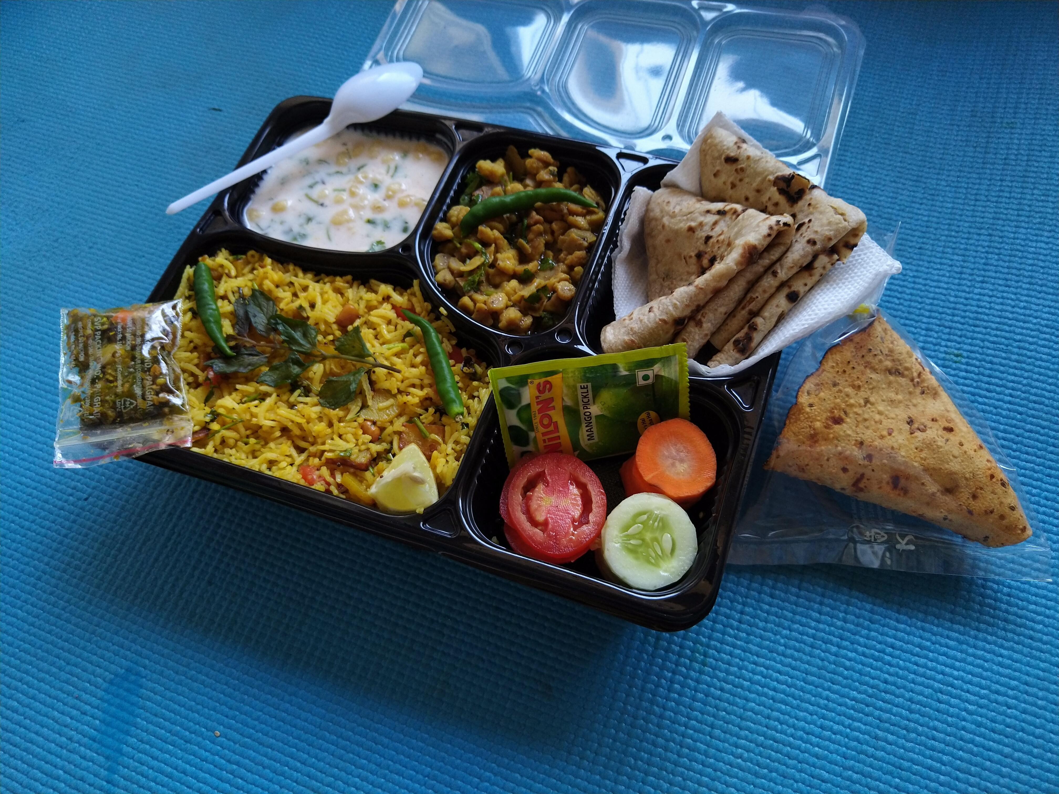 Marwadi Regular Meal