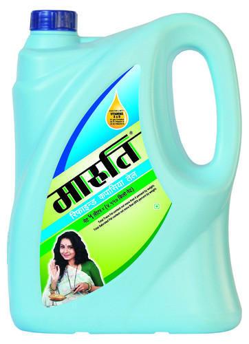 Maruti Cottonseed Oil (तिरुपति कपासिया तेल) 5 ltr (Jar)
