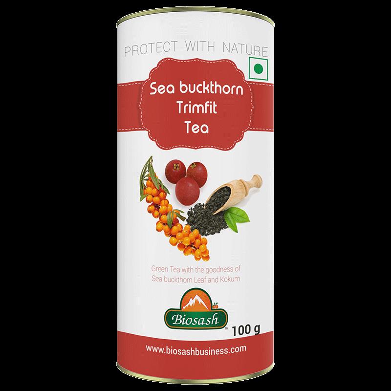 Sea Backthorn Trimfit Tea - 100 gm