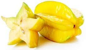 Star Fruit 1 pcs (कमरक - તારો ફળ)
