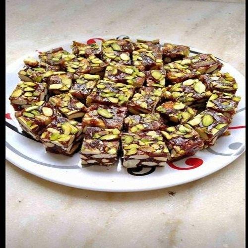 Khajoor Dry Fruit Sweet - Regular