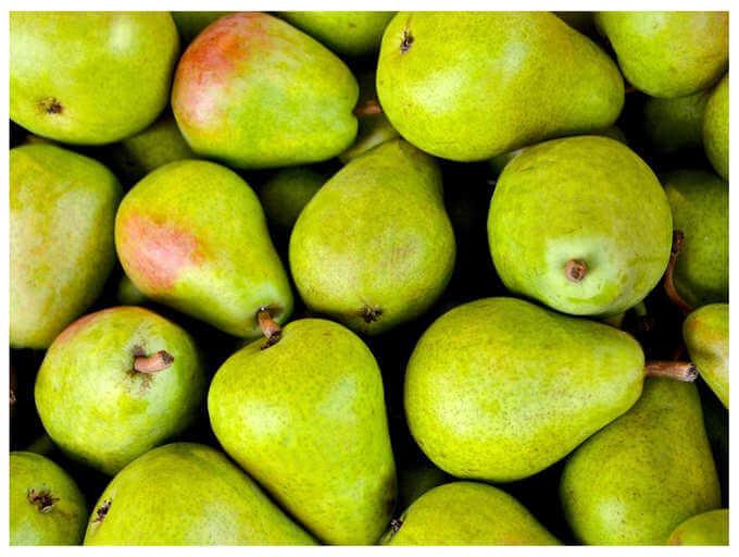 Beauty Pear Imported (Soft) 1 Kg (नाशपती - નાશપતી)
