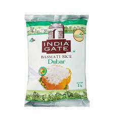 India Gate Basmati Rice Dubar 1 Kg