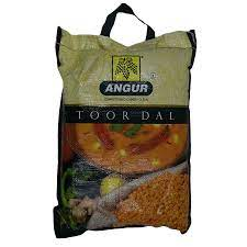 Angur Toor Dal Oily 5 Kg (अंगूर तूर दाल ऑयली)