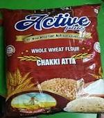 Active Plus Whole Wheat Flour 5 Kg (एक्टिव प्लस साबुत गेहूं का आटा)