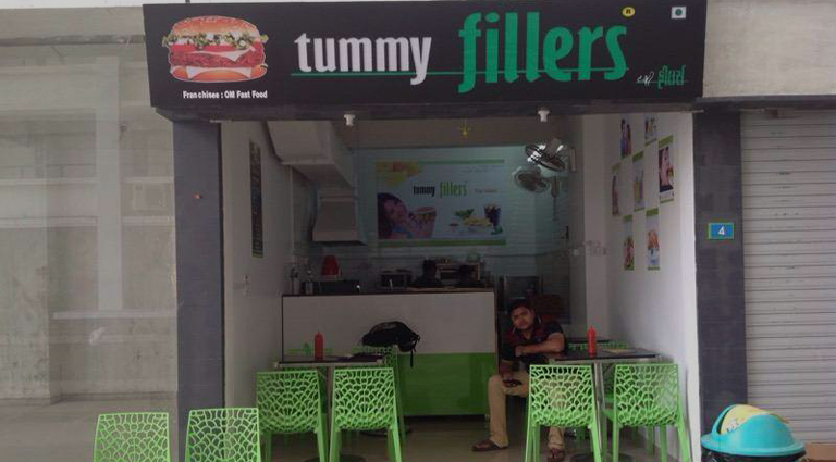 Tummy Fillers Background