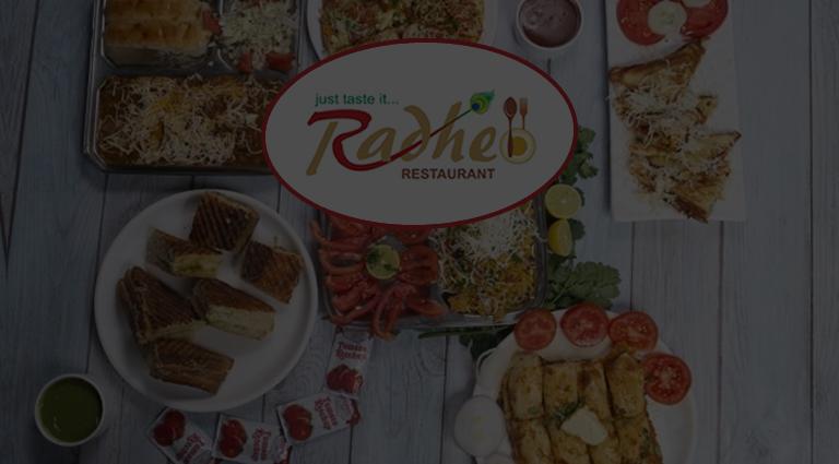 Radhe Restaurant Background