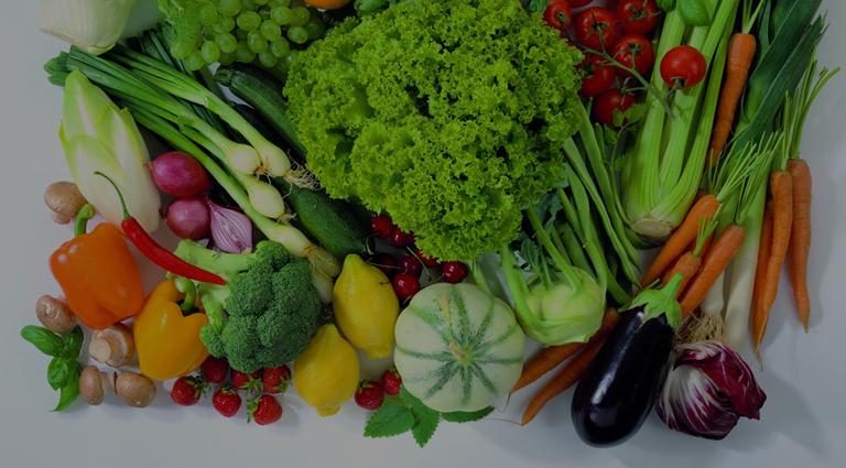 Trivedi Vegetables Background