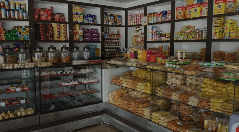 Hari Om Bakery Background