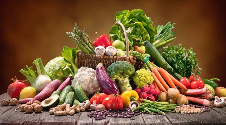 Kishan Mart Fruits & Vegetables Background