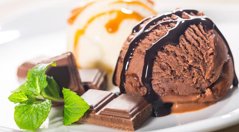 Hari Bol Ice Cream Background
