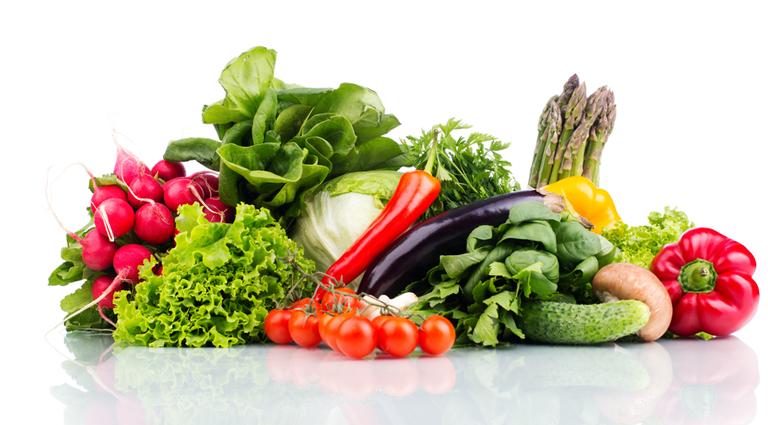Shree Baneshree Vegetables & Fruits Background