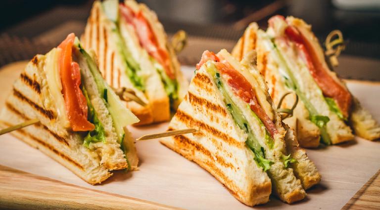 Shakti - The Sandwich Shop Background