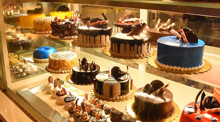 Dessert Den Background