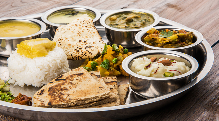Kailash Dining Hall Background