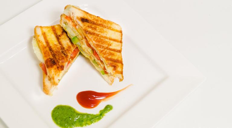 The Bhavnagar Food Center Background
